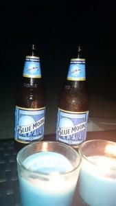 ブルームーンビール