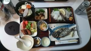 5民宿食事