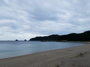 1 砂月海岸