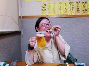 まじゃく天ぷら